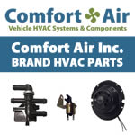 Comfort Air Vehicle HVAC Parts